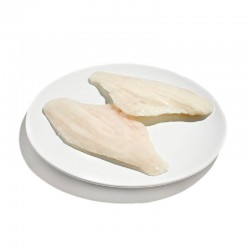 Filetti di platessa T 3 GL 10 %