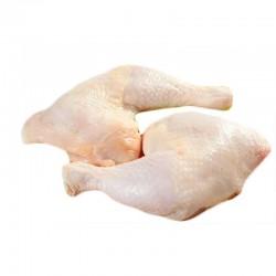 Cosce di pollo anatomiche
