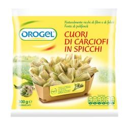 Carciofi spicchi Orogel