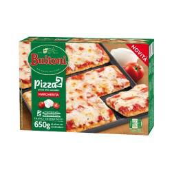 Pizza trancio margherita alla 2°