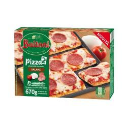 Pizza trancio salame alla 2°