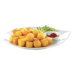Patate nuggets cheddar