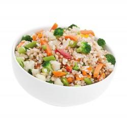Insalata 5 cereali e verdure leggerezza